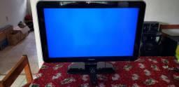 TV 32 pol full hd não é smart