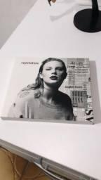 Taylor Swift Reputation CD novo