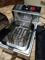 Fritadeira elétrica 4L 110v