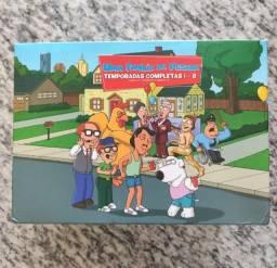 Family Guy (Uma Família da Pesada) (box temporadas 1-8)