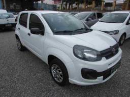 Fiat uno evo attractive 60x979 sem entrada 1.0 4p completo 2019 / 39mkm