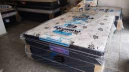 Cama Box Casal Original Eurosono