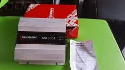 Amplificador md800 .1 modulo de grave modelo novo taramps