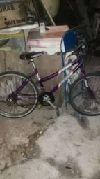 Bike aro 26 Roxa