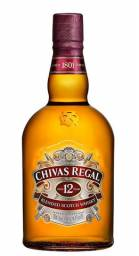 Vendo Whisky Chivas 12 anos 1L Original.