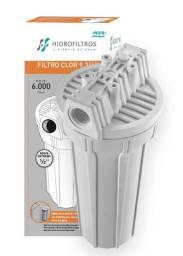 """Filtro Hidrofiltros Clor branco 9.3/4"""""""