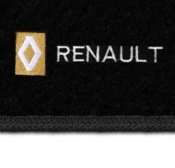 Tapete Automotivo de Veludo Renault