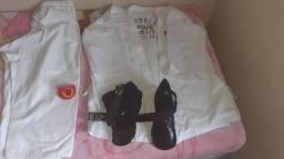 Vendo roupa de taekwondo