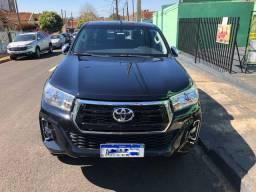 Toyota Hilux CD SRV 4x4 2.8 TDI Diesel Aut. 2019/2019 !!