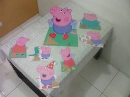 Kit festa peppa pig ,George pig !