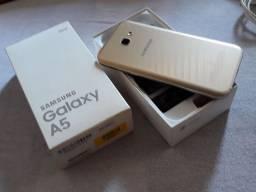 Galaxy A5 32GB Resistência a Agua e Poeira