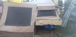 Reboque Barraca Camping Star Ano 86