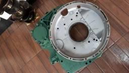 Capa seca do motor volvo FH D13