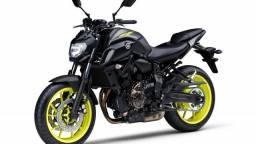 Yamaha MT07 2018 ABS