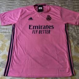 Camisa do Real Madri.