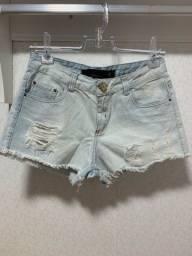 Shorts já usado