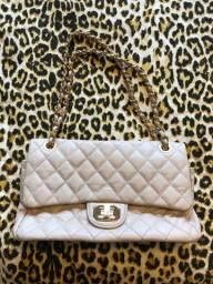 Bolsa estilo Chanel nova
