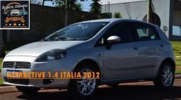 Punto 1.4 Attractive Italia 2012