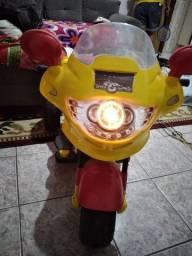 Moto elétrica até 25 kilos