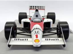 Mclaren Ayrton Senna escala 1/12 ultra fiel