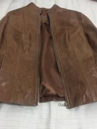 Jaqueta de Couro comprar usado  Florianópolis