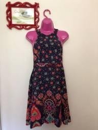 Vestido estampa floral Femme & Nina