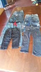 Calças e calção infantil MASCULINO