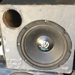 Caixa trio (falante Pioneer ), usado comprar usado  Contagem