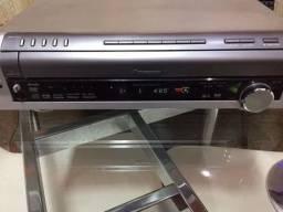 Receiver cd dvd pionner XV dv8 com defeito