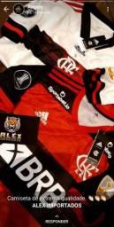 Camisa Flamengo 2020/2021