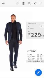 Promoçao ternos e blazers de marca famosa, barato!