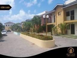 Casa em Stella Maris com 3|4, 02G e 170M² no Stella Ville Residencial