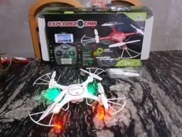 Drone Quadcóptero Explorer Cam - Camera HD