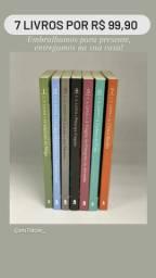 Coleção AS CRONICAS DE NARNIA C.S Lewis