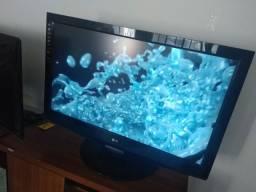 Tv LG 42 polegadas, pode ser usado como Monitor para computador