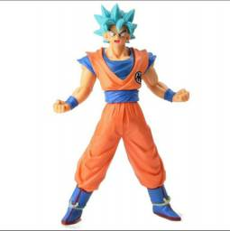Goku Blue Sayajin Action Figure Dragon Ball Super