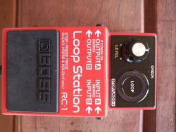 Pedal Boss RC 1 Loop Estation