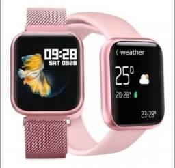 Smart Watch 4 Bracelet com Pulseira extra (Alguns dias de uso apenas)