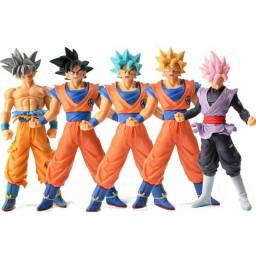 Dragon Ball Kit 5 Unidades Action Figure