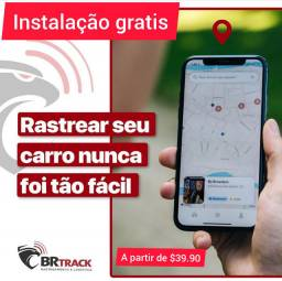 Rastreador com a plataforma mais top do mercado