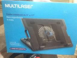 Bandeja Cooler Multilaser Ac166 9? a 17?