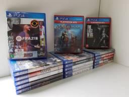 Jogos de PlayStation 4 a partir de