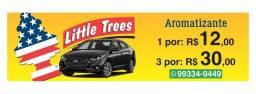 AROMATIZANTE LITTLE TREES ENTREGA GRÁTIS