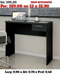 Promoção de Ourinhos - Escrivaninha de Estudo - Direto da Fabrica
