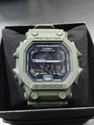 Relógio G-Shock verde militar