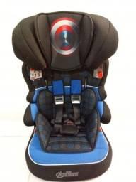 Cadeira CAPITÃO AMÉRICA de 9 a 36kg