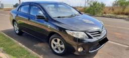 Toyota Corolla Automático 1.8 GLi 2012 Completo. Aceito Troca!