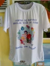 Camisas básicas para fardamento