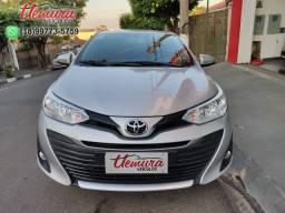 Toyota/ Yaris XL 1.5 AT - 2018/2019 - Flex - Prata