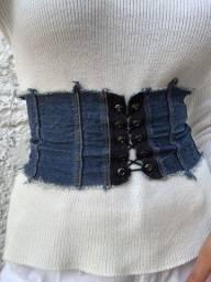 Cinto Corselet jeans - Damyller